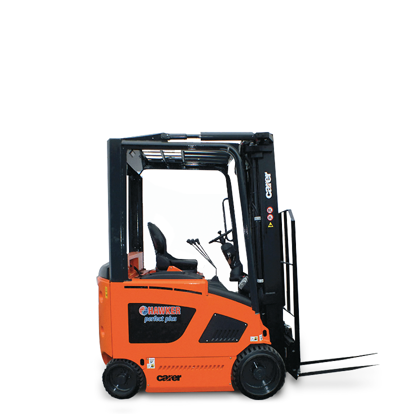 Electric Forklift Z 20-25 HD