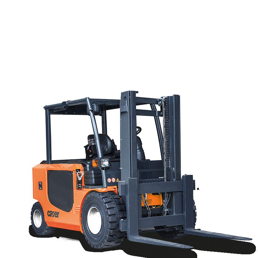 Electric Forklift KR 45-80 H2