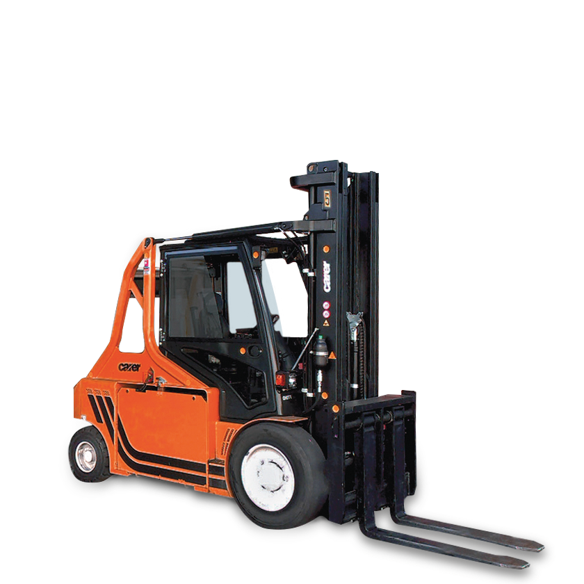 Electric Forklift F 60-90 HD2